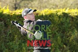 Irish Schools Senior Championship Munster Final, Cahir Park Golf, Mon 6th March 2017, De La Salle Waterford v Davis College Mallow