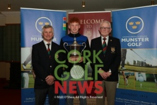 Munster Students Championships, Cork Golf Club, Wednesday 22nd March 2017