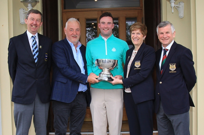 Munster Strokeplay Winner 2017