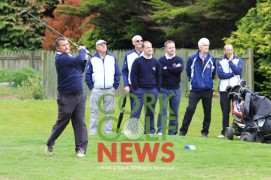 AIG Pierce Purcell Shield, Mahon Golf Club, Sunday 21st May 2017