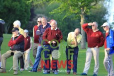 AIG Jimmy Bruen Shield, Douglas Golf Club, Thursday 25th May 2017