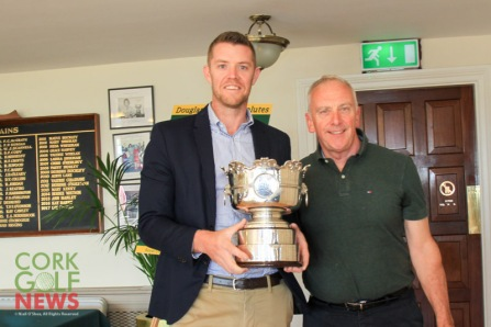 Douglas Golf Club Reception for Peter O'Keeffe, Irish Amateur Open Champion 2017. Wednesday 17th May2017