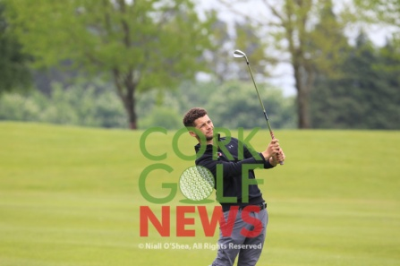 Great National Hotels Irish Masters, Ballykisteen Golf & Country Club, Friday 12th May 2017