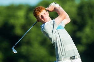 John Murphy of Ireland during the final round