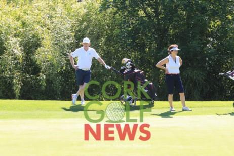 Irish Mixed Foursomes, Monkstown GC, 18th Jun 2017. (C) Niall O'Shea, Cork Golf News. www.corkgolfnews.com