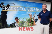 David Whyte, PGA Professional at Frankfield Golf Academy. Picture: Niall O'Shea