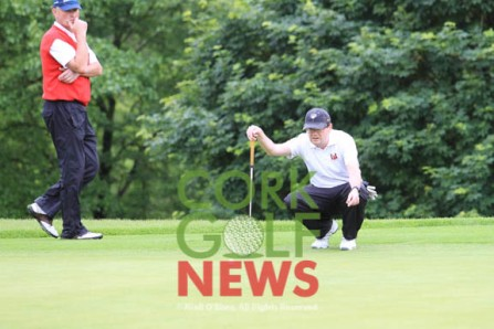 AIG Pierce Purcell Shield, Lee Valley Golf Club, Wednesday 7th June 2017