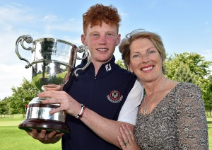 2017 Leinster Students Amateur Open Championship at Newlands Gol