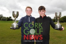 Munster Golf Under 15 & Under 17 Championships 2017