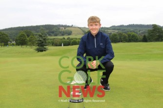 Munster Boys Amateur Open Championship 2017, Faithlegg Golf Club, Friday 7th July 2017