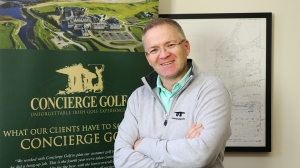 Congierge Golf is John's Dooley's customised golf tour service.