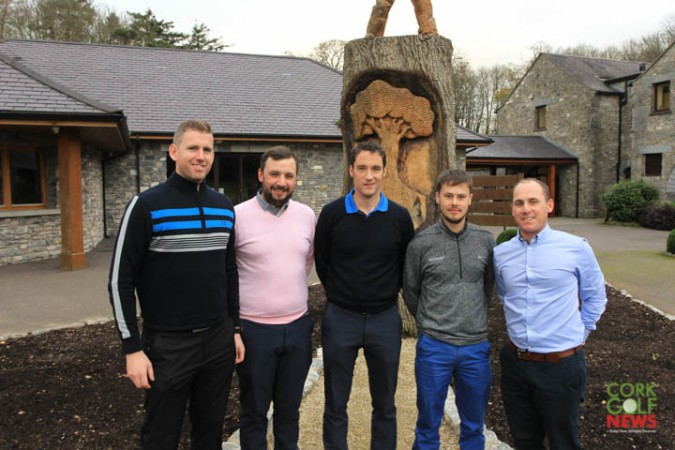 Munster PGA, Fota Island Resort, 13th Nov 2017