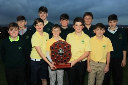 Douglas Golf Club Harbour Shield 2017
