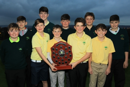 Douglas Golf Club Harbour Shield 2017