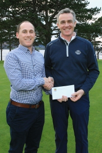 Donal McSweeney Munster PGA Killarney Dec 2017