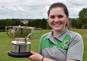 2017 Irish Girls Close Championship at Mallow Golf Club