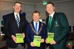 Lee Valley Golf Club 25th Anniversary Book Launch, Saturday 13th Jan 2018