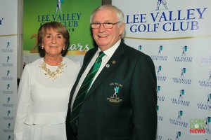 Lee Valley Golf Club 25th Anniversary Book Launch, Saturday 13th Jan 2018