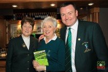 Kitty O'Sullivan, Eileen Lynch and Pat Mulllins pictured at the Lee Valley 25th Anniversary celebrations. Picture: Niall O'Shea