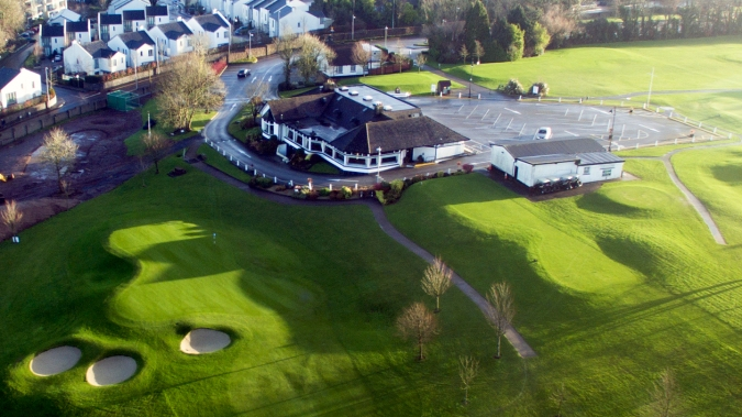 Douglas Golf Club Picture: Niall O'Shea