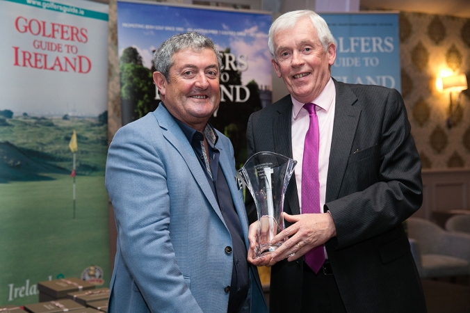 Cork GC Golfers Guide Award 2018