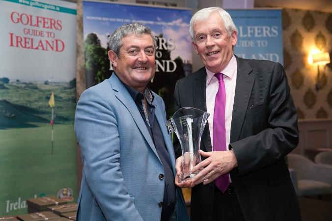 Cork GC Golfers Guide Award 2018