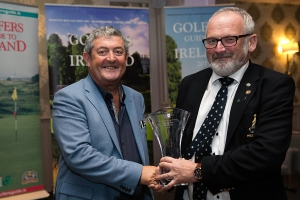 Hilary Madden Golfers Guide Award 2018
