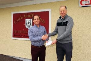 Cian McNamara Munster PGA Feb 2018