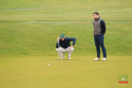 Ford Junior Scratch Trophy 2018, Muskerry Golf Club. Semi-Finals, Sunday 1st April 2018