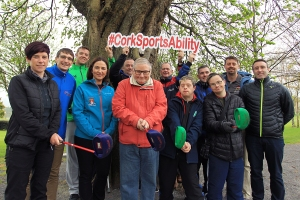 Cork Sport for All Launch