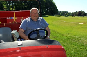 Anthony Gillis Cork Golf Club Jun 2018