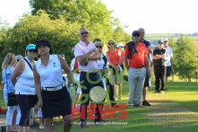 Irish Mixed Foursomes Area Final 2018 Cork Golf Club Thursday 28th June 2018