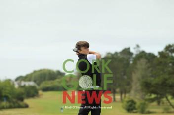 Irish Boys Interclub Championship Munster Final 2018 Tramore Golf Club Tuesday 31st July 2018