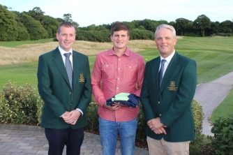 4th Intermediate Cup Conor Motherway (East Cork GC).