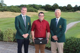3rd Minor Cup Ross O'Callaghan ( Castlemartyr LGC)