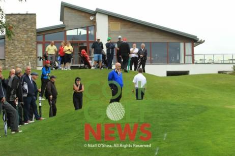 Irish Mixed Foursomes Munster Finals 2018 Limerick Golf Club Saturday 11th August 2018