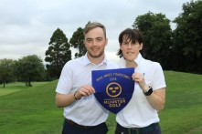 Irish Mixed Foursomes Munster Finals 2018 Limerick Golf Club Saturday 11th August 2018