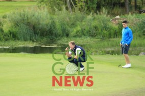 AIG Barton Shield Munster Semi Finals 2018 Thurles Golf Club Sunday 19th August 2018