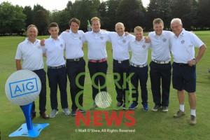 AIG Barton Shield Munster Final 2018 Thurles Golf Club Sunday 19th August 2018