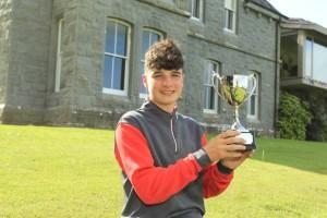 Munster Boys Under 16 Amateur Open 2018Newcastlewest Golf Club Thursday 21st August 2018