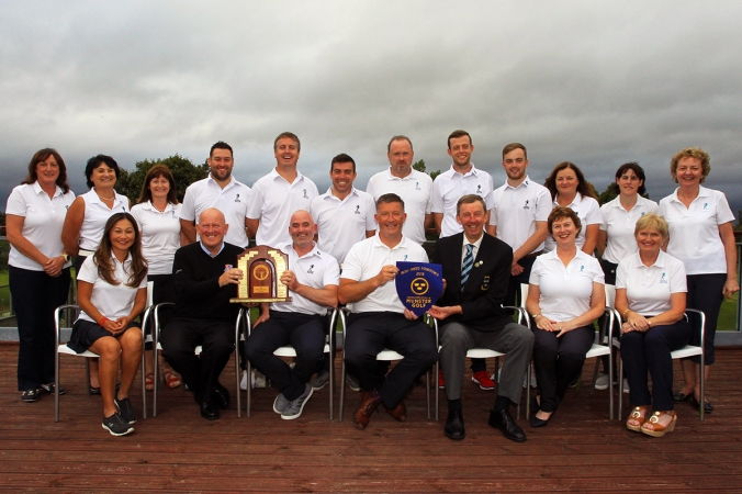 Lee Valley Mixed Foursomes