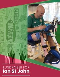 Fundraising Card Ian st John-1
