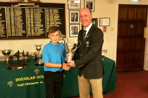 Sean Reddy Douglas Minor MatchplayCup