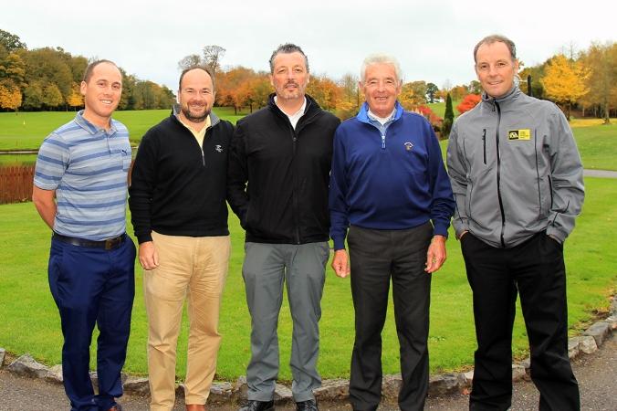 Munster PGA Fota Island Nov 2018