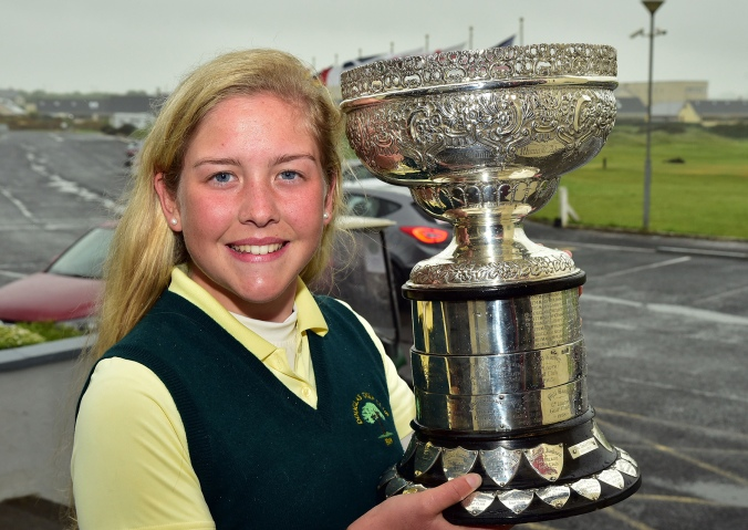 2018 Irish Women's Close Amateur Championship at Enniscrone Golf