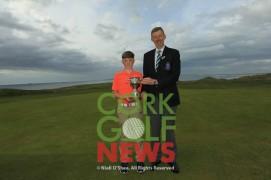 Munster Boys Under 14 Championship 2019 Tralee Golf Club Thursday 25th April 2019