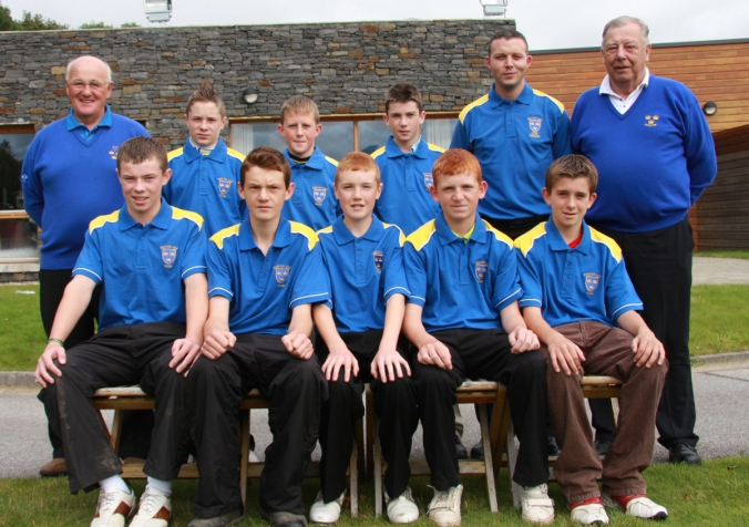 GOLF_Munster Branch_Inter County Boys_Clare_Sept09