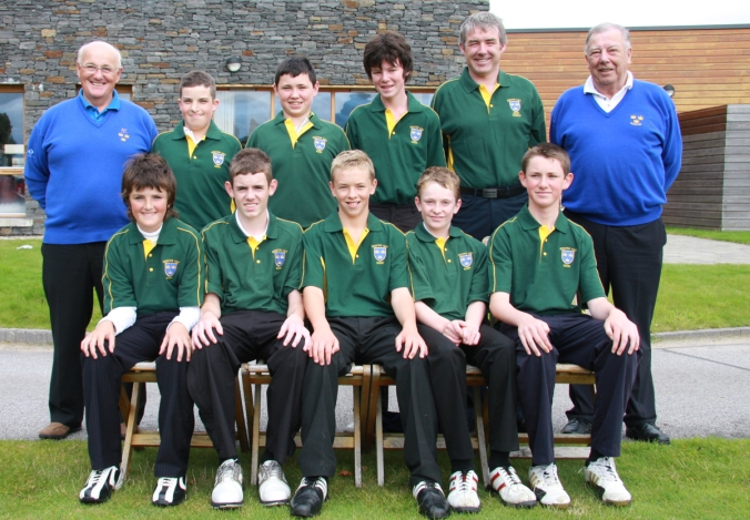 GOLF_Munster Branch_Inter County Boys_Kerry_Sept09