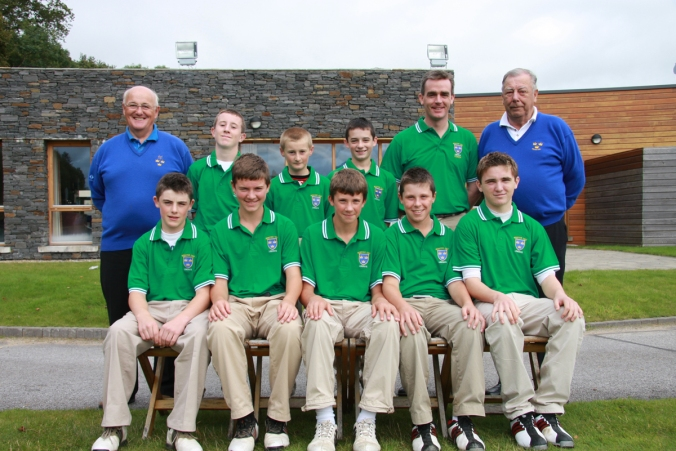 GOLF_Munster Branch_Inter County Boys_Limerick_Sept09
