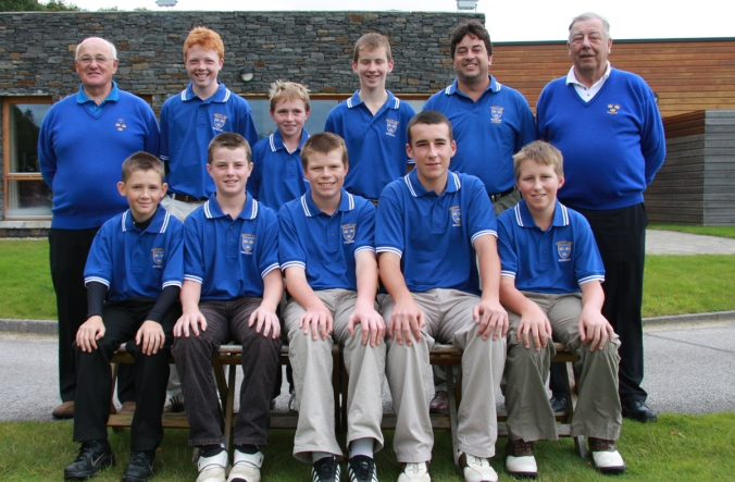 GOLF_Munster Branch_Inter County Boys_Waterford_Sept09